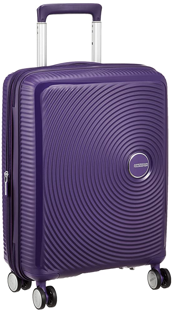 [アメリカンツーリスター] スーツケース サウンドボックス スピナー55 機内持ち込み可035L 55 cm 2.6 kg 88472 国内正規品 メーカー保証付き