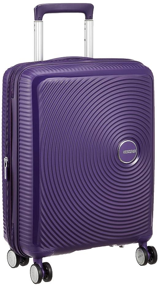 中に爆風びっくりした[アメリカンツーリスター] スーツケース サウンドボックス スピナー55 機内持ち込み可035L 55 cm 2.6 kg 88472 国内正規品 メーカー保証付き