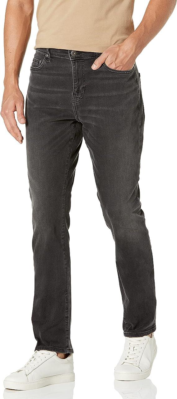 Goodthreads Jeans Ajustados y cómodos. Jeans para Hombre : Amazon.com.mx: Ropa, Zapatos y Accesorios
