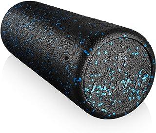 Bande /Élastique Fitness VOLADOR Rouleau de Massage pour Massage Pilates Yoga Exercise Fitness Gym B/âton De Massage Balle de Massage 5 en 1 Foam Roller Kit de Rouleau en Mousse