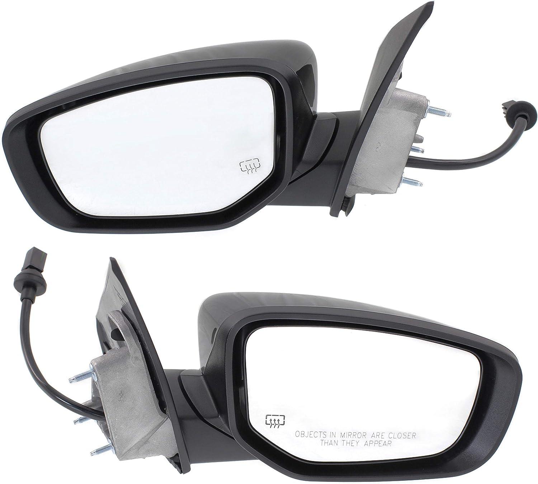 Kool ついに再販開始 Vue Mirror for Dodge Dart 2014-2015 国内送料無料 Aero