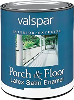 Valspar 1505 Interior and Exterior Latex Porch & Floor Enamel