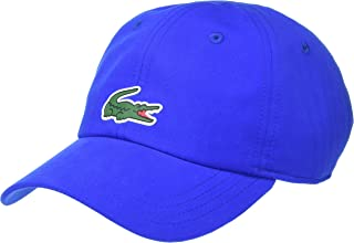 Lacoste Men's Sport Microfiber Croc Cap