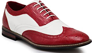 Best red white dress shoes Reviews