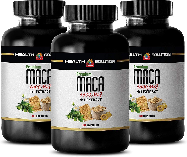 Mood Supplements Rare for Women Popular overseas - MACA P Premium 1600MG 4:1 Extract