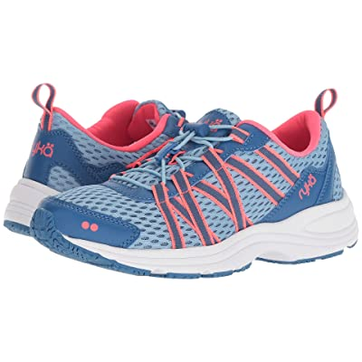 Ryka Aqua Sport (Light Blue/Blue/Coral) Women