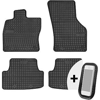 Gummimatten Auto Fußmatten Gummi Automatten Passgenau 4 Teilig Set Passend Für Vw Golf 7 Variant Ab 2012 Auto