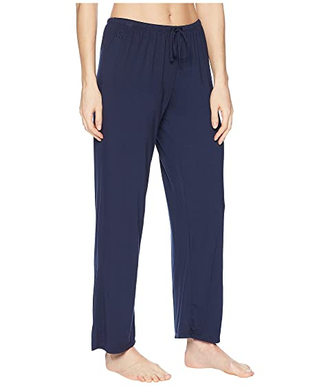 LAUREN Ralph Lauren Separate Ankle Pajama Pants Navy For Nice For Sale Official Sale Online Top Quality IBeSlz