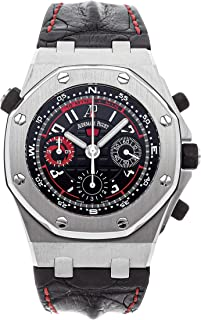 Audemars Piguet Royal Oak Offshore Mechanical (Automatic) Black Dial Mens Watch 26040ST.OO.D002CA.01 (Certified Pre-Owned)