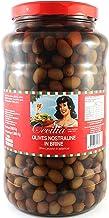 Cecilia Nostraline Olives with Brine, 2.9 kg