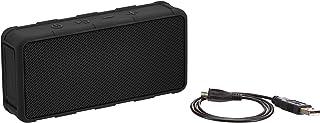 Amazon Basics Portable Outdoor IPX5 Waterproof Bluetooth Speaker - Black, 5W