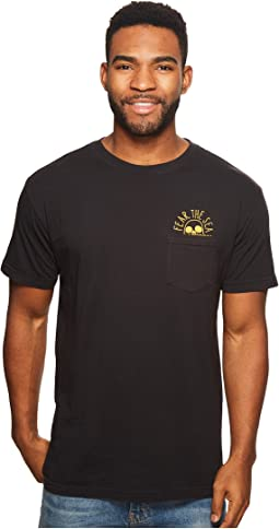 Roark - Fear The Sea Pocket Tee Shirt