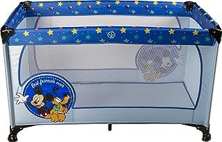Disney Mickey Mouse Folding Travel Cot - 8000g