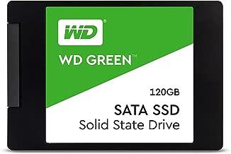 SSD WD Green 2.5´ 120GB SATA III 6Gb/s Leituras: 545MB/s e