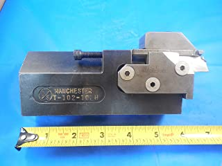 MANCHESTER T 102 10LH Cut Off Grooving Tool Left Hand CNC Lathe Tool Holder