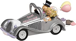 Weddingstar Wedding Get-a-way Car Figurine