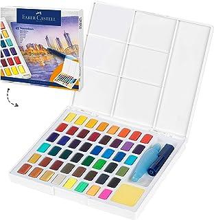 Faber Castell 169748 Creative Studio 48 Watercolours