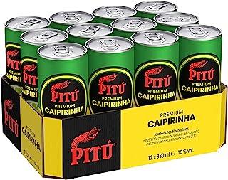 Pitu Caipirinha Mischgetränk 12 x 0.33 l