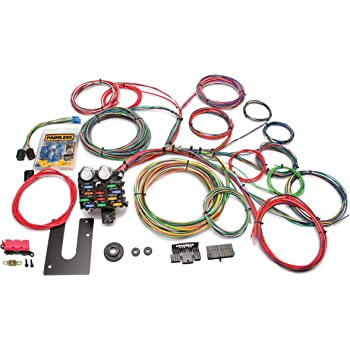 [WQZT_9871]  Amazon.com: EZ Wiring -21 Standard Color Wiring Harness: Automotive   21 Ez Circuits Wiring Harness      Amazon.com