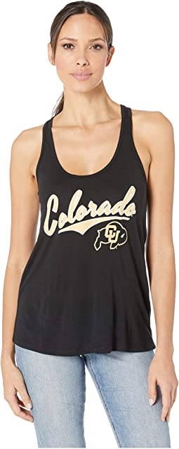 Colorado Buffaloes Eco® Swing Tank Top