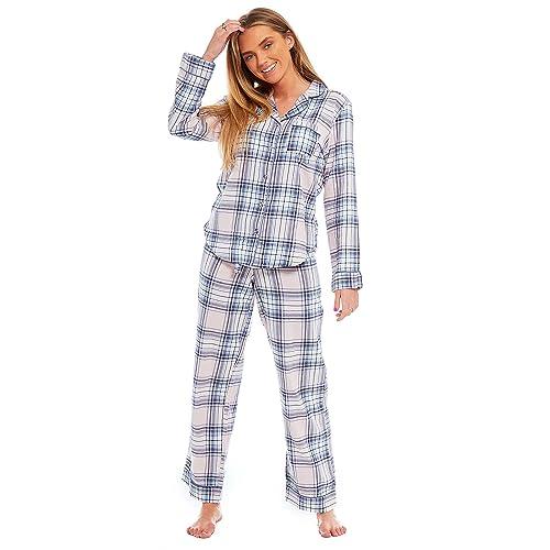 74e7d18ea28 Cotton Pajamas for Women: Amazon.co.uk