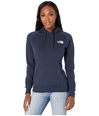 The North Face Red Box Pullover Hoodie (Urban Navy) Women