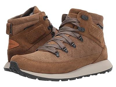 Merrell Ashford Classic Chukka Leather (Butternut) Men