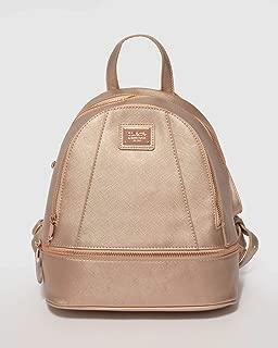 Colette Hayman - Bridget Rose Gold Medium Backpack