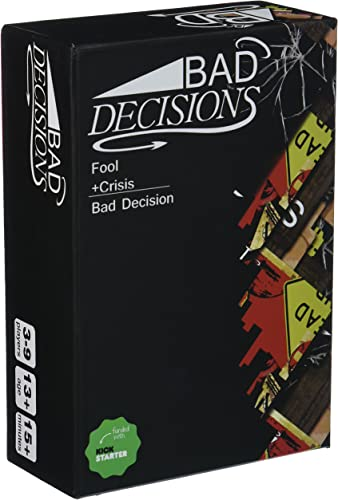 Bad Decisions the Hit New Party Game