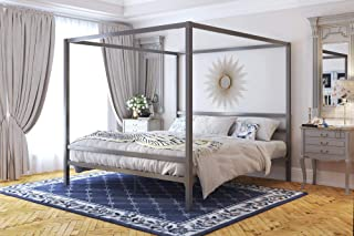 king poster bed frame