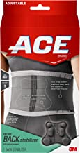 Best ACE Deluxe Back Stabilizer, with Lumbar Support, Back Brace, Adjustable, One Size Fits Most Review