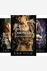 Alien Tentacle Chronicles: Taken from the Army (3 Book Series) Kindle Edition