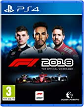 Codemasters - F1 2018 /PS4 (1 GAMES)