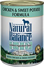 Natural Balance L.I.D. Limited Ingredient Diets Wet Dog Food