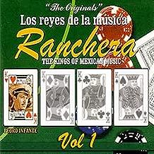 Los Reyes De La Música Ranchera Volume 1