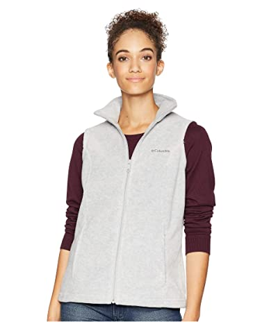 Columbia Benton Springstm Vest (Cirrus Grey Heather/Grill) Women
