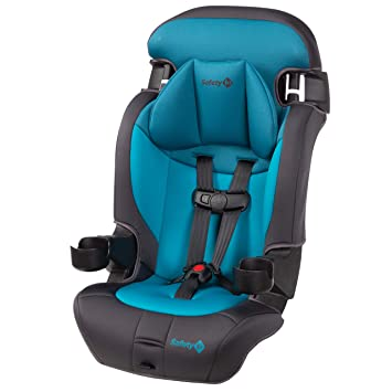 Safety 1st Safety 1st Grand Booster Car Seat, Capri Teal, Capri Teal, One Size: image