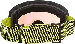 Volt Stripe Brose/Green Chrome