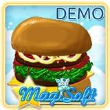 Demostración de Burger fabricante...
