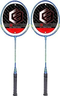 Endless XR Series Strung Badminton Racquet, Set of 2, Grip Size G4