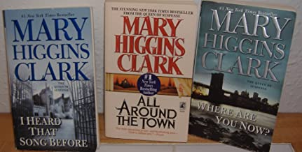 I Heard That Song Before, All Around The Town, Where Are You Now? (3 Paperbacks)