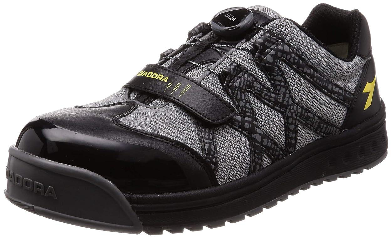 増幅礼拝の慈悲で安全作業靴 JSAA認定 BOA搭載 ダイヤル式 プロスニーカー PIPIT ピピット PP228