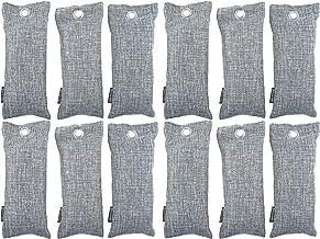Bamboo Charcoal Air Purifier and Deodorizer Bag Set (12 x 75g)