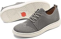 Grey Knit Fabric