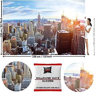 Mejor Skyline New York Vinilo de 2020 - Mejor valorados y revisados