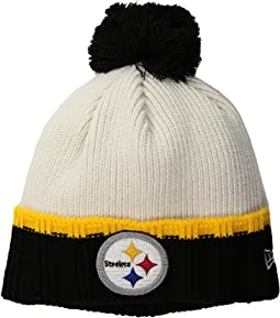 New Era - Prime Team Pom Pittsburg Steelers