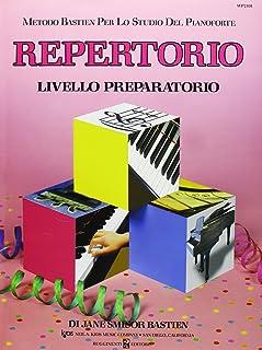 Piano Performance Livello Preparatorio