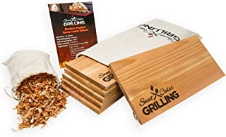 """Sweet Western Red Cedar Planks for Grilling Salmon 