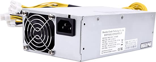 APW7 Antminer Power Supply for S9 or L3+ or D3 w/ 10 Connectors