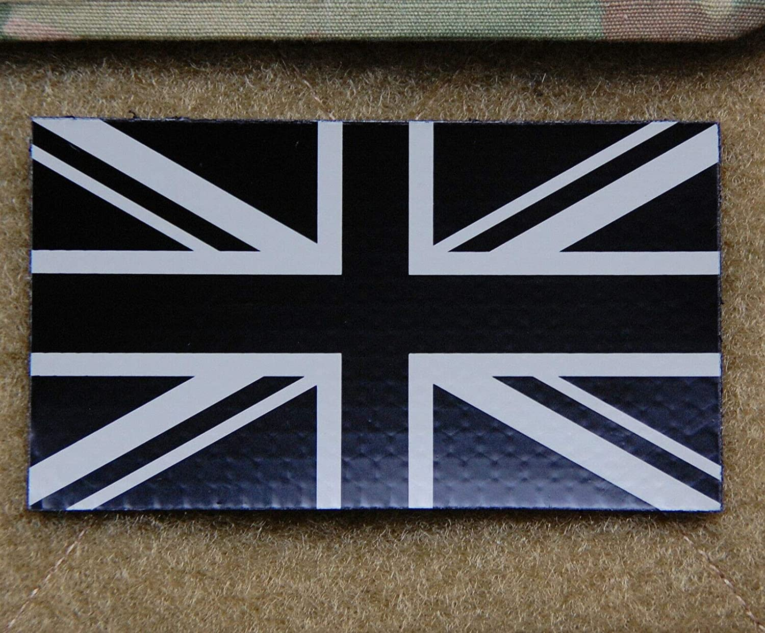 UK IR Flag Patch UKSF SAS Tampa Mall Super beauty product restock quality top SBS Union Infrar British SRR Army SFSG